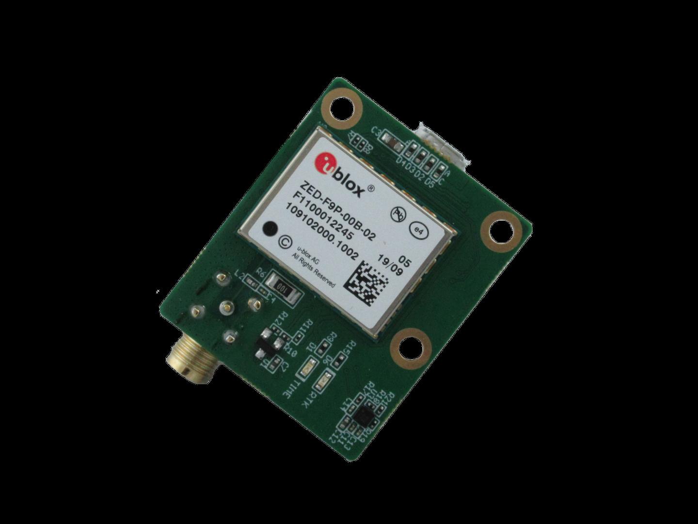 u-blox ZED F9P GNSS module