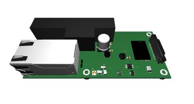 Gumstix Raspberry Pi CM4 PoE Smart Camera
