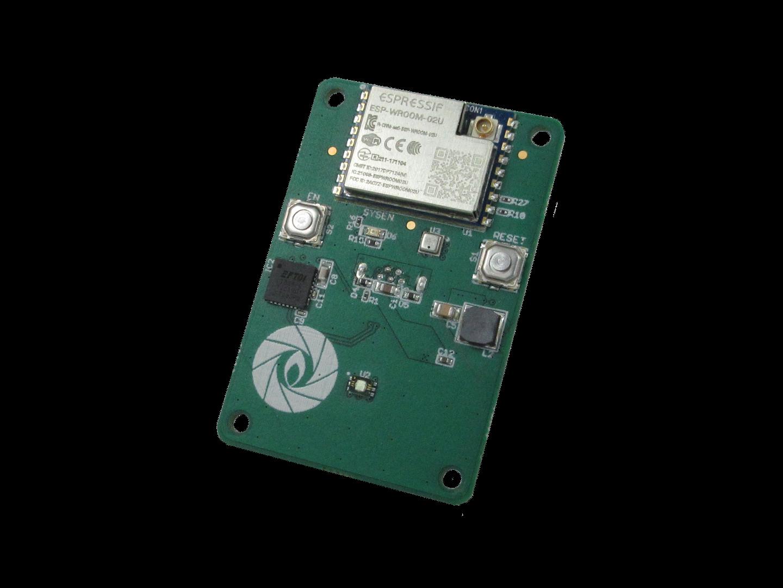 ESP8266 UV Sensor Board