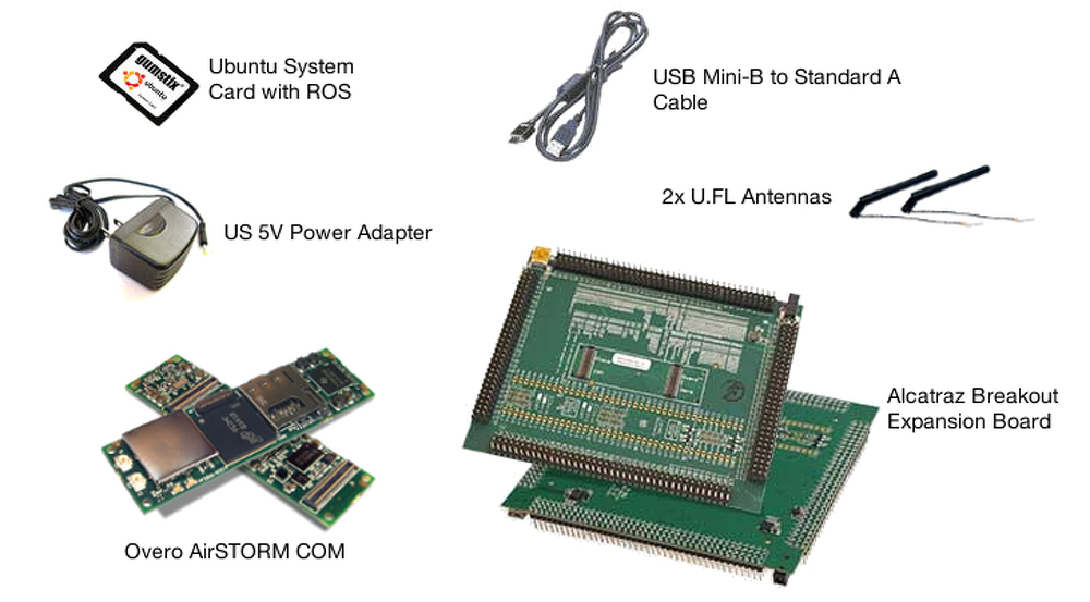 Image: Barebones Wireless Appliance Development Kit