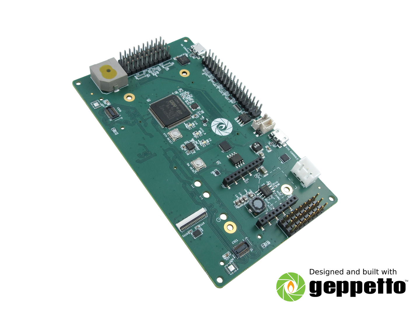 AeroCore 2CD for Dragonboard 410C board