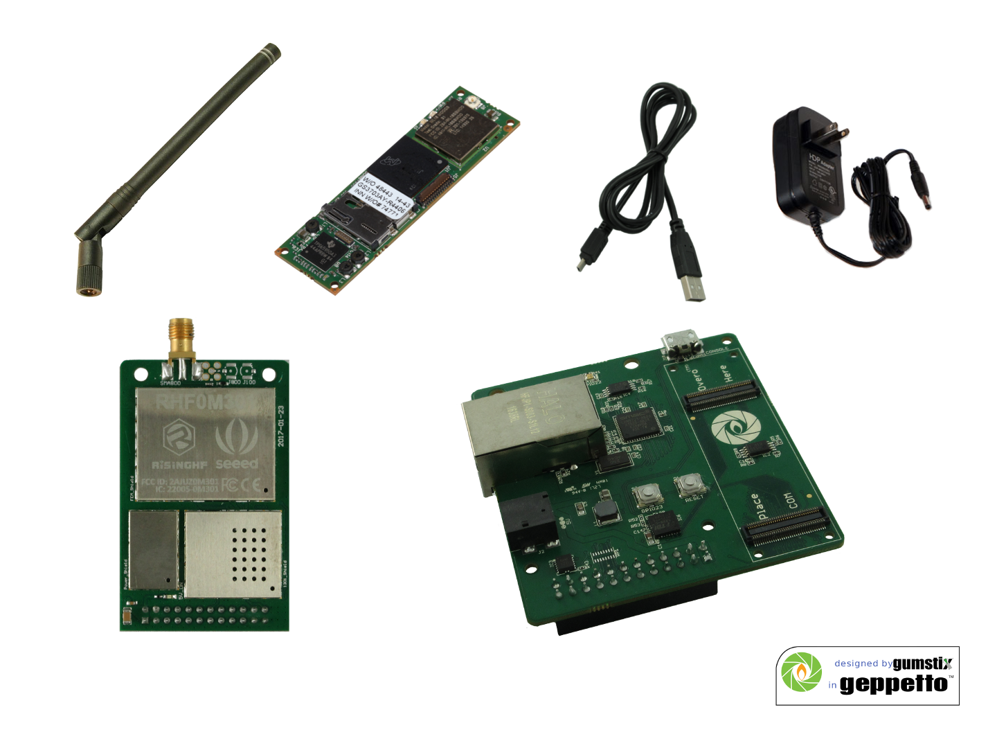 Overo Conduit LoRa Gateway Kit image